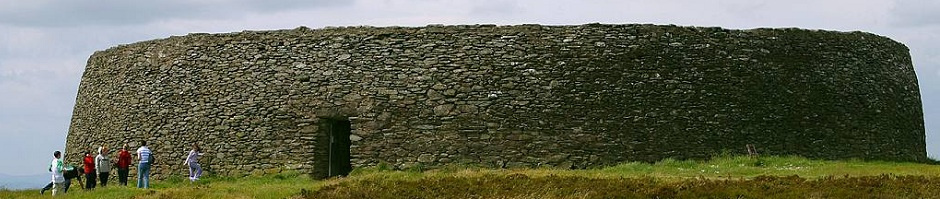 Grianan of Aileach (exterior), Co. Donegal