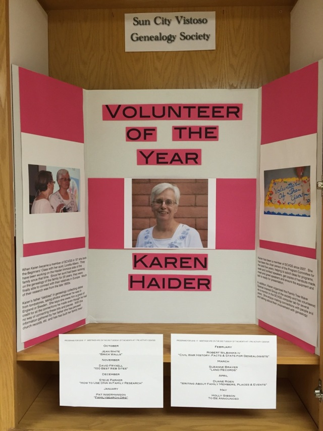 VolunteerDisplay2016
